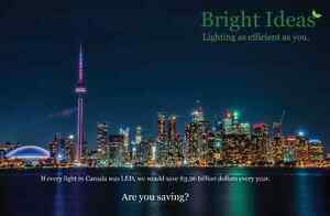 Home LED Lights -- Use 80% Less Energy, And Last Over 30 Years! Yellowknife Northwest Territories image 6