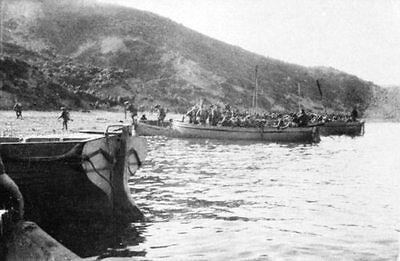 6x4 Gloss Photo ww1D0F World War 1 Gallipoli 24