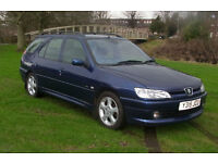 Peugeot 306 1.6 2001 Meridian Estate PX Swap Anything considered