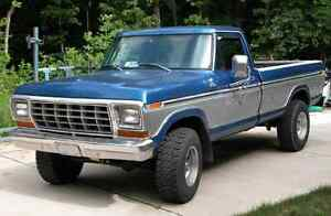 WANTED - 1972 to 1986 Ford F-150 4x4 West Island Greater Montréal image 2