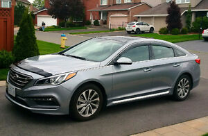2016 Sonata Sport Tech 2.4L Auto, Loaded, 9854km, Smells New!