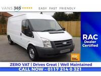 Ford Transit NO VAT GREAT VALUE LWB SEMI HIGH ROOF TRANSIT 350