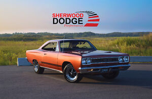 1968 PLYMOUTH ROADRUNNER GTX 383