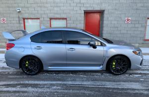 2018 Subaru WRX STI Lease Transfer Transfer De Bail $514