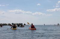 Kayaking & SUP Lessons at Lake Newell (Brooks) Saturday, June 25