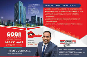 Ready to Sell Your Home?   www.GOBIHOMES.ca