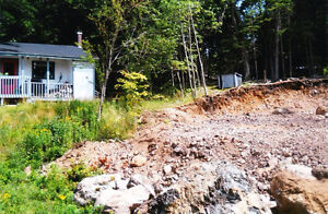 Cottage and Land on Margaree RIver - Portree