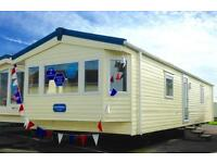 Static Caravan Nr Clacton-on-Sea Essex 2 Bedrooms 6 Berth Delta Sapphire 2017