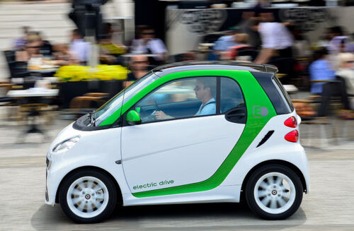 Smart Electric Tops 2015 List of Greenest Cars