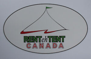 Special Event/Party Tent Rental Company for sale.