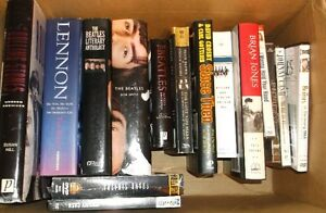 The Beatles, Rolling Stones Books and DVDs St. John's Newfoundland image 1
