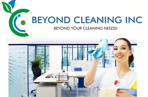 Commercial cleaning and janitorial services