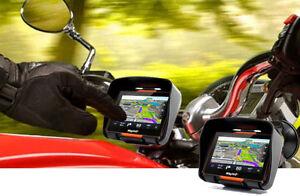 Motorrad Navigation xRider von WayteQ / EU+ Edition (Europa, USA & Kanada)