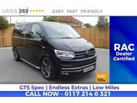 VW Transporter T32 TDI KOMBI HIGHLINE BMT HUGE RACE LINE GTS SPEC