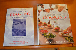 PROFESSIONAL COOKING for Canadian Chefs: 5th Edition + Bonus