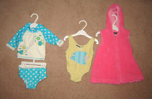 Girls Footwear - sizes 2 to 6, Clothes 6, 6-12, 12, 12-18 mos Strathcona County Edmonton Area image 3