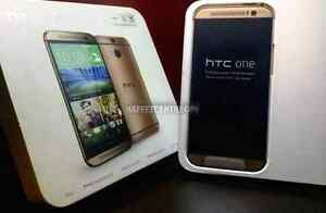 HTC M8 (brand new in box)