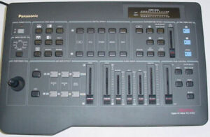 Panasonic Digital AV Mixer WJ-AVE5