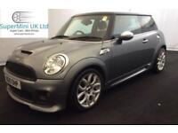 MINI HATCH COOPER S AUTO CHILI PACK Dark Silver Grey Auto Petrol 2010
