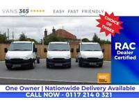 Iveco Daily CHOICE OF 3 CHASSIS CABS IDEAL TO CONVERT TO TIPPER/DROPSIDE/RECOVER