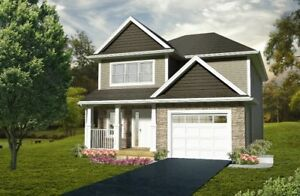 Brand New 2 Storey Home! Beautiful Three Bedroom House!