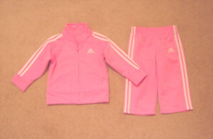 New Adidas Outfit/Dresses/Sleepers/Snowsuit 12 & 18 m, Boots