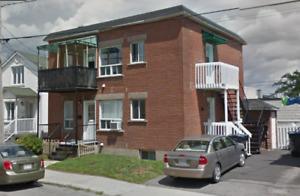 Bas de duplex  (41/2) a louer dès décembre à St-Jean !