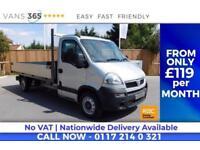 Vauxhall Movano 3500 LWB CDTI