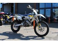2015 - HUSQVARNA TE 125 2015, EXCELLENT CONDITION, £4,500 OR FLEXIBLE FINANCE
