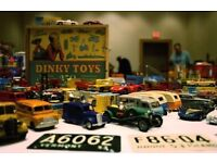 [Wanted] Any type of old toy collections and records collections - Hornby, Diecast, Corgi, vinyls