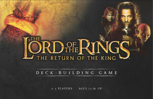 Lord of the Rings: ROTK the Deck Building Game