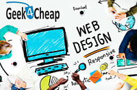 Geek4Cheap ★ $349 Professional Website ★ 455 Grand Ave East