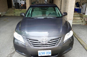 2007 Toyota Camry LE, 127000 km.-$6700