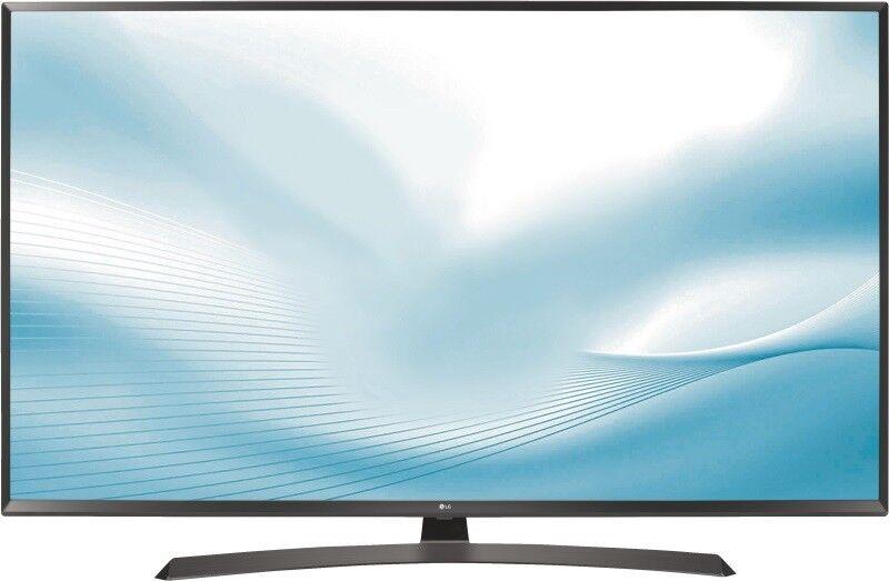 LG 43UJ634V 4K UHD LED-TV 43