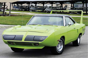 ULTIMATE MOPAR 1970 HEMI SUPERBIRD. ORIGINAL