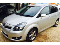 Toyota Verso 2.2D-4D GUARANTEED FINANCE. Payment between £36-£72PW