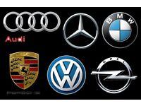 Vw golf Audi skoda seat Leon Passat touran wanted any