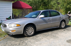 No Place To Park Must Sell $3000.00. 2005 Buick Lesabre