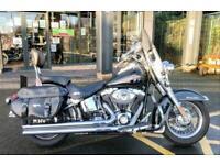 2007 Harley-Davidson SOFTAIL FLSTC HERITAGE SOFTAIL CLASSIC FLSTCI (06MY) Custom