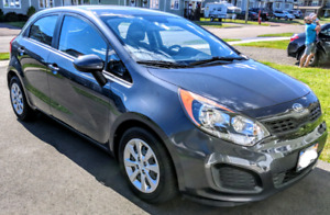 2015 Kia Rio 5 Door - Very low KM - 2 sets of tires - 8mths Left