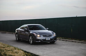 2010 Infiniti G37S Coupe 6spd Manual