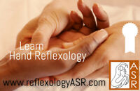 Fredericton Hand Reflexology Course - Evenings
