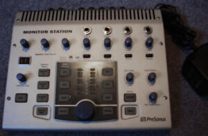 Presonus Monitor Station for Recording Studio
