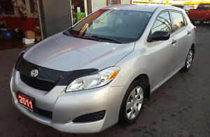 2011 Toyota Matrix BASE Wagon HATCH BACK ACCIDENT FREE Cambridge Kitchener Area image 4