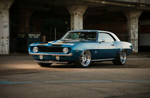Muscle Car Wanted-Don't put it away in storage Sell it to me!