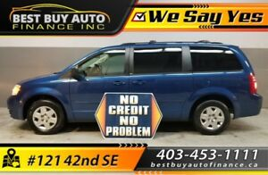 2010 Dodge Grand Caravan SE / EVERYONE APPROVED / LOW PAYMENTS