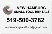 Private tool rentals for home owners