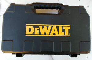 Like New Dewalt Impact Driver Tools Case (Case only no tools)