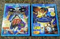 Disney Snow White & Beauty and the Beast (Blu-ray + DVD)
