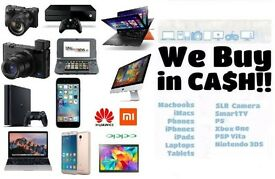 WANTED APPLE IPHONE X 10 8 PLUS 7 SAMSUNG S8 NOTE 8 S9 MACBOOK PRO AIR IPAD IMAC DYSON CANON